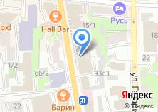 Компания «Управление Федеральной почтовой связи Томской области» на карте