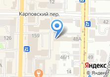 Компания «Dress-shop» на карте