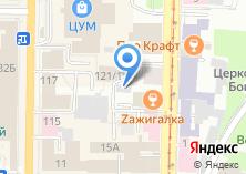 Компания «Shmoto.Ru» на карте