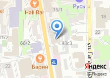 Компания «Ростелеком – Розничные Системы» на карте