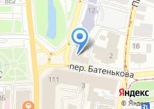 Компания «TWO СHEFS» на карте