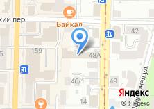 Компания «Школа танцев Татьяны Коноваловой» на карте