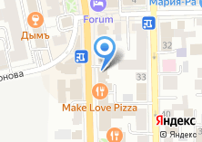 Компания «Финская одежда» на карте