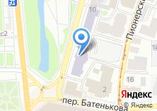 Компания «Строящееся административное здание по ул. Набережная реки Ушайки» на карте