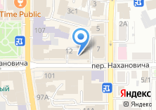 Компания «СДС Логистик» на карте