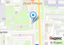 Компания «Мантрам» на карте