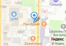 Компания «Стекло и Зеркала сеть магазинов» на карте