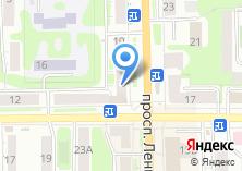 Компания «Волков» на карте