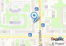 Компания «Lotta» на карте