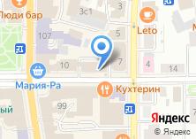 Компания «БестЮрист70» на карте