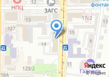 Компания «Сибирская Ассоциация Айкидо» на карте