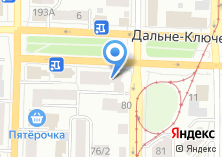 Компания «Сити флор» на карте