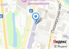 Компания «ТОККО» на карте