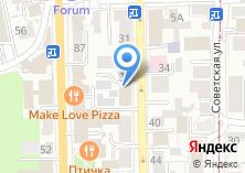 Компания «Сибгеосервис» на карте