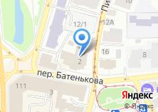 Компания «Кадастровая группа» на карте
