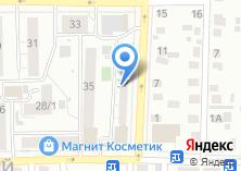 Компания «ИМПЕРИЯ ШИН» на карте