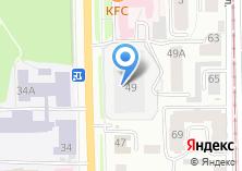 Компания «НИ ТГУ» на карте