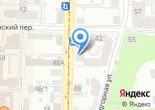 Компания «СОВКО» на карте