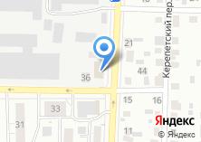Компания «АБВстрой» на карте