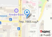 Компания «СП-Проект» на карте