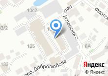 Компания «ТомскСтрой» на карте