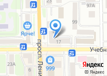 Компания «Classik» на карте