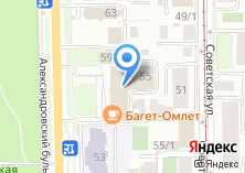 Компания «Ваше Право» на карте