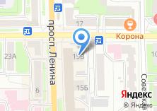Компания «СпецАвтоКран» на карте