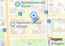 Компания «Томское протезно-ортопедическое предприятие» на карте