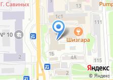 Компания «Континент-Аэро» на карте