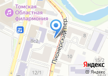 Компания «YulianaDance» на карте