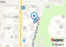 Компания «РАЗВИТИЕ СИБИРИ» на карте