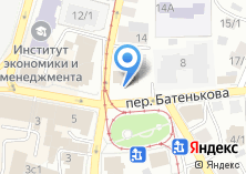 Компания «Ленинский районный суд» на карте
