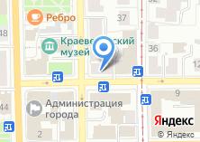 Компания «КБ Ренессанс Капитал» на карте