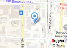 Компания «Darina Shaferova» на карте
