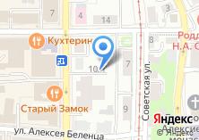 Компания «ПромСнабКомплект» на карте