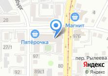 Компания «Суши70» на карте