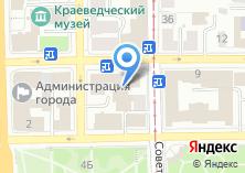 Компания «СибСервисТур» на карте