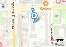 Компания «Адвокатский кабинет Терешкова Д.А» на карте