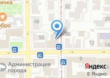 Компания «Пункт отбора на военную службу по контракту по Томской области» на карте