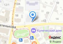 Компания «Строящийся жилой дом по ул. Батенькова пер» на карте