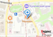 Компания «Бюро Волшебных Услуг» на карте