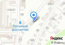 Компания «Пчела-Экспресс» на карте