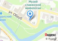 Компания «Томская Дорожная Компания» на карте