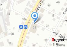 Компания «Июнь» на карте