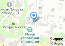 Компания «Стеклопласт» на карте