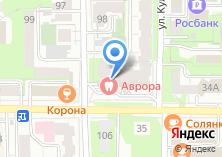 Компания «Pravo70» на карте