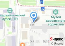 Компания «КБ РОСПРОМБАНК» на карте