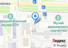 Компания «ФАСТранс» на карте