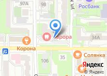 Компания «Центр оперативной полиграфии и фотоуслуг» на карте